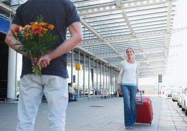 """Цветы для встречи гостя в аэропорту """"Борисполь"""""""