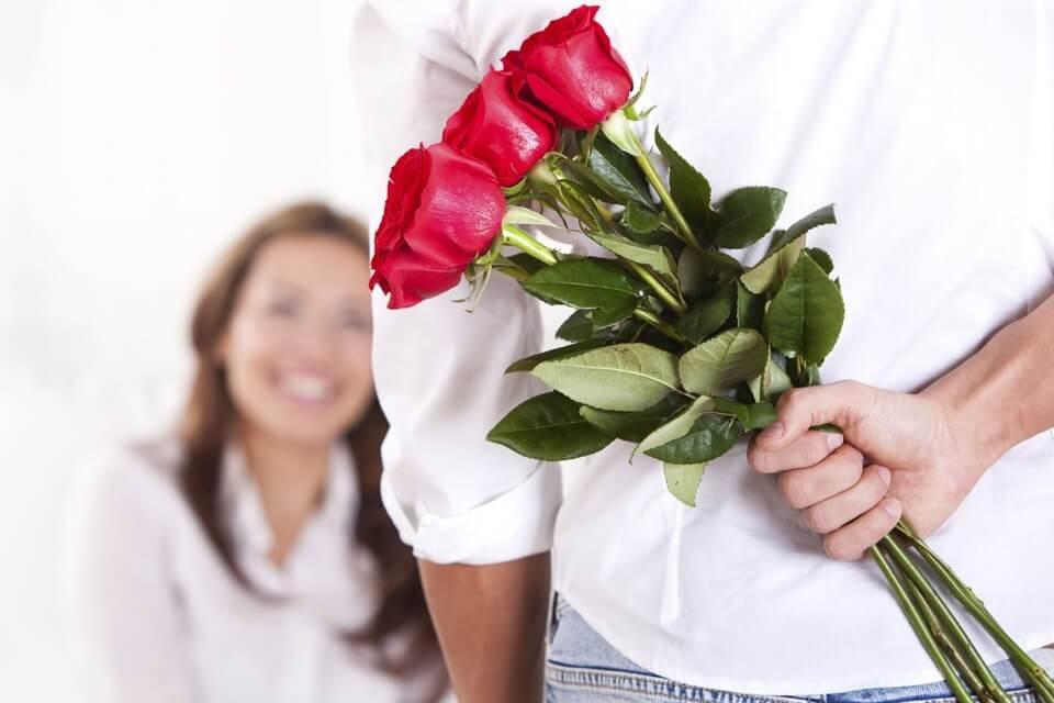 Цветы = положительные эмоции