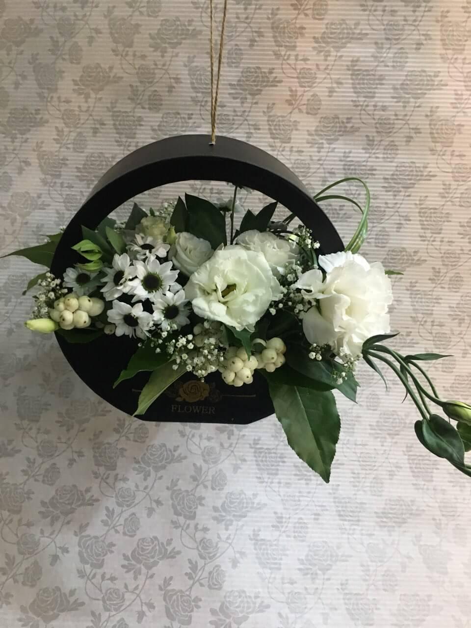 Цветы-в-коробках-34