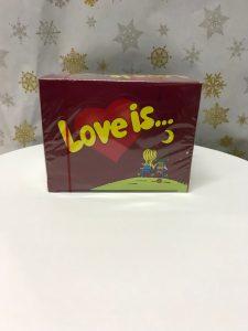 Love is... Вишня-лимон