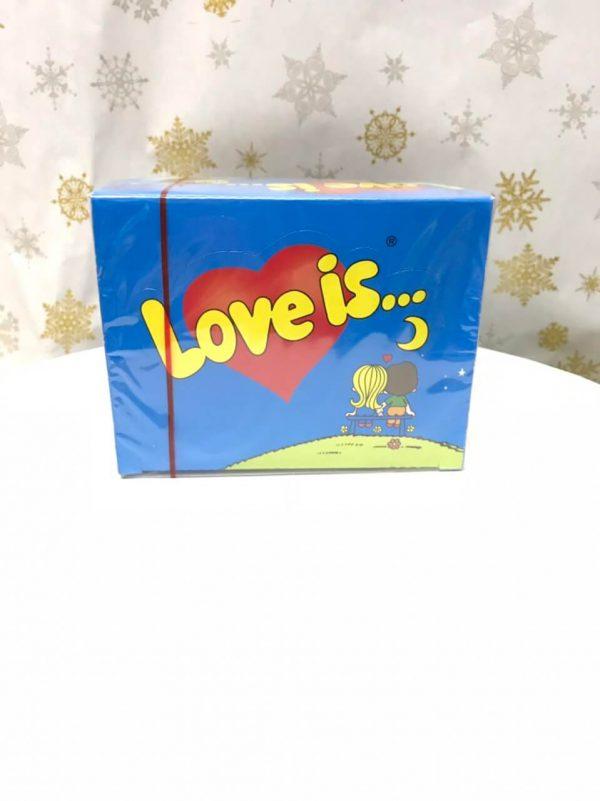 Love is... банан-клубника