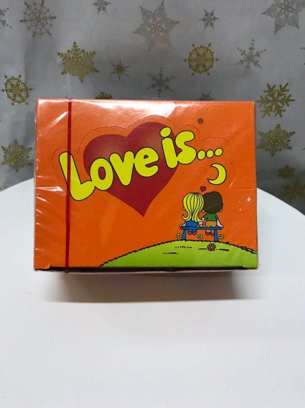 Love is... ананас-апельсин