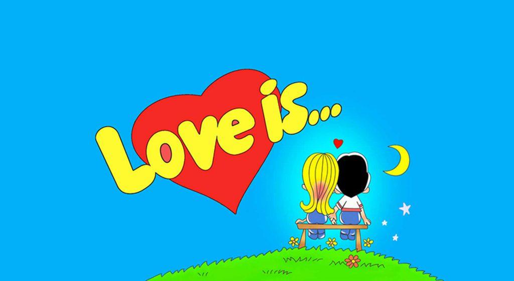 жвачки love is...