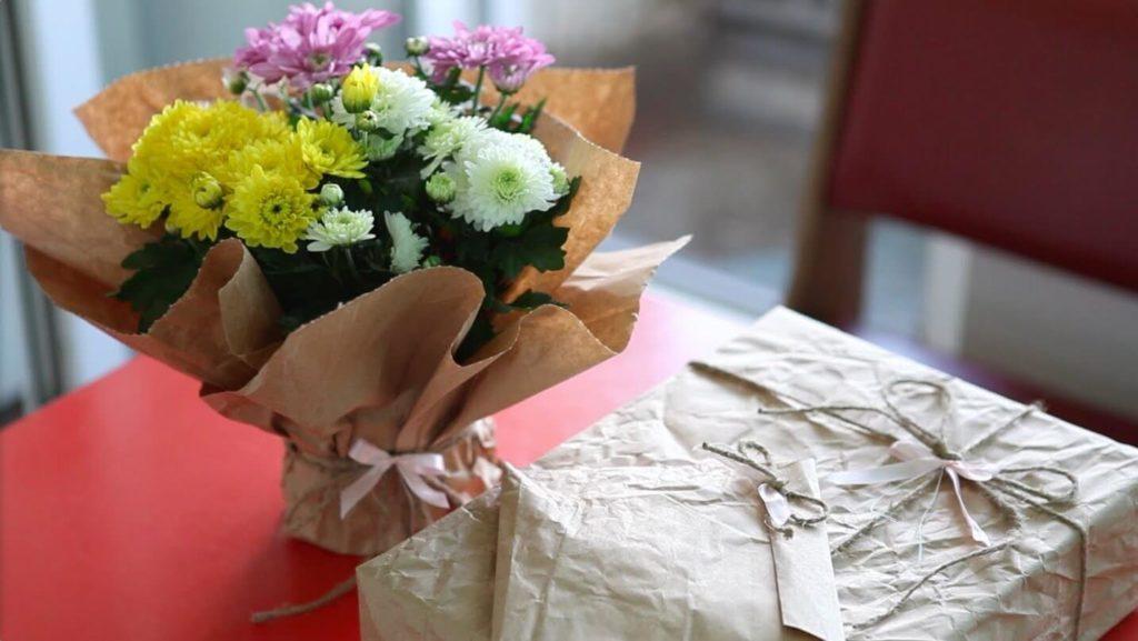 купить цветы на позняках