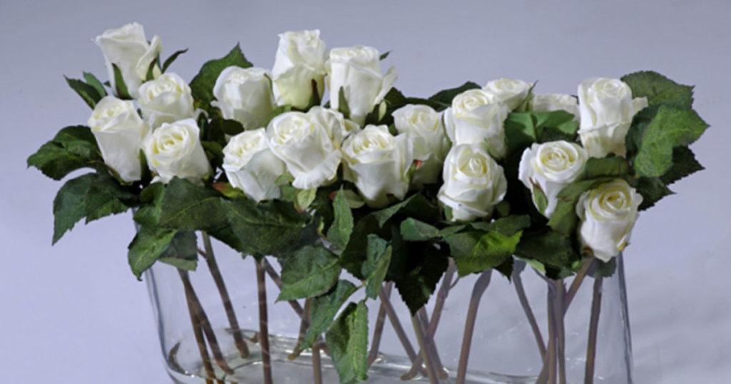 Красивые букеты из свежесрезанных цветов