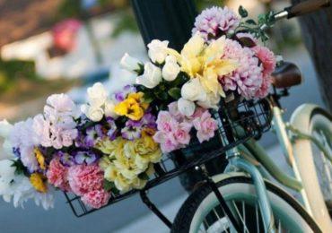 Традиция дарить цветы