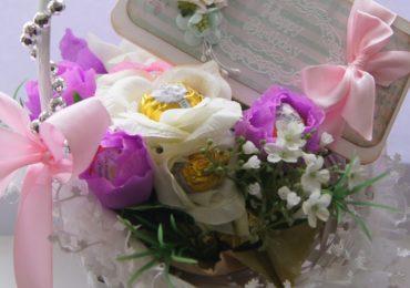 Где купить красивый букет цветов?